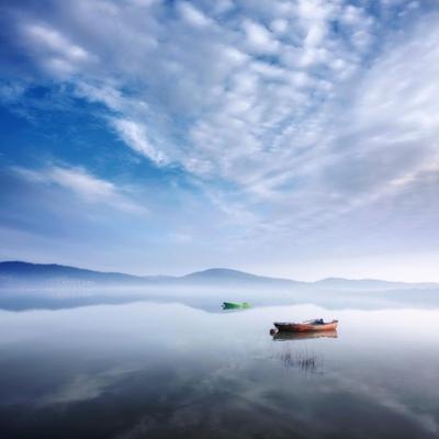 Boats by Marcin Sobas