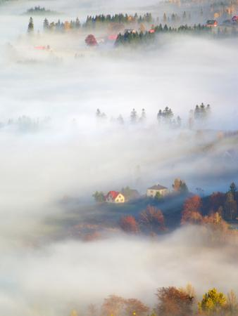 Morning Layers by Marcin Sobas