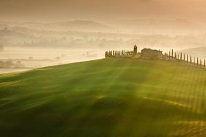 Morning Shadows by Marcin Sobas