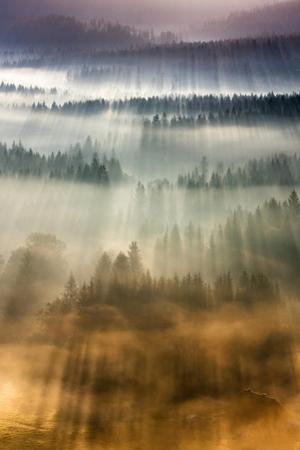 Mountain Hut by Marcin Sobas