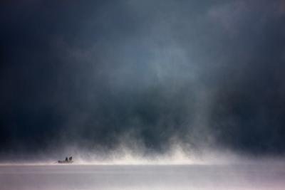 On the Water by Marcin Sobas