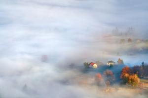 Red House by Marcin Sobas