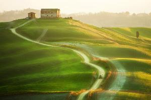 Tractor by Marcin Sobas