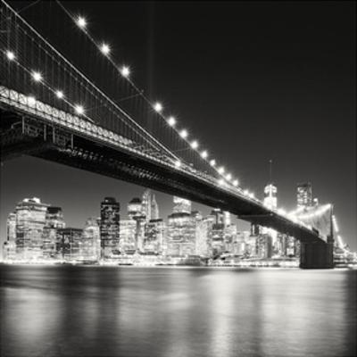 Brooklyn Bridge, Study 3, New York City, 2013