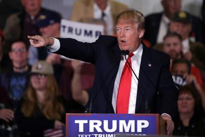 GOP 2016 Trump by Marcio Jose Sanchez