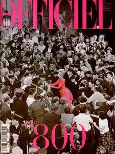 L'Officiel, November 1995 - Brigitte Bardot by Marcio Madeira