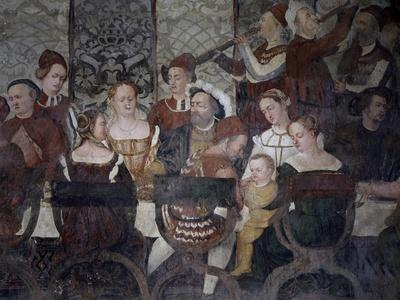 Banquet Offered by Bartolomeo Colleoni to Christian of Denmark, 16th Century