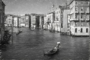 Canal Grande by Marco Carmassi