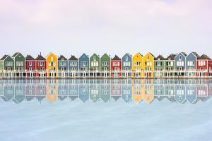 Coloured Houses by Marco Carmassi