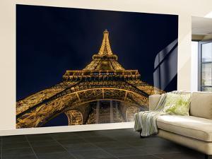 Eiffel Tower 3 by Marco Carmassi