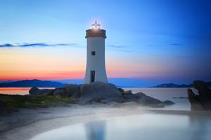 Palau Lighthouse by Marco Carmassi