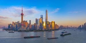 Shanghai by Marco Carmassi