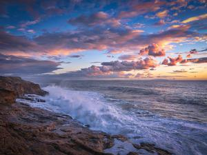 Stormy Sea by Marco Carmassi