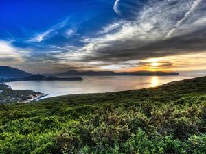 Sunrise in Capo Caccia by Marco Carmassi