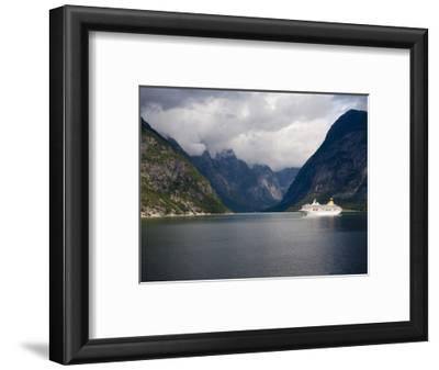 Eidfjord, Hordaland, Norway, Scandinavia, Europe