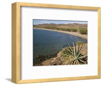 Genoveses Beach, Cabo De Gata, Almeria, Andalucia, Spain, Europe