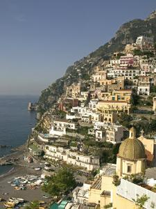 Positano, Amalfi Coast, UNESCO World Heritage Site, Campania, Italy, Europe by Marco Cristofori