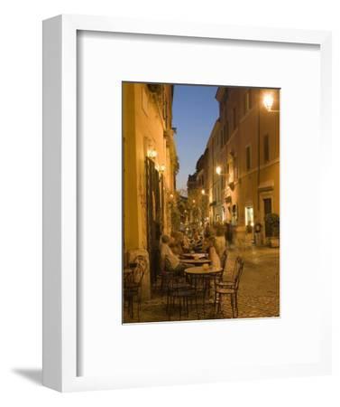 Scala Street, Trastevere, Rome, Lazio, Italy, Europe