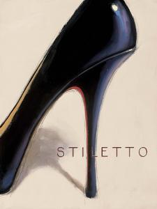 Black Stiletto by Marco Fabiano