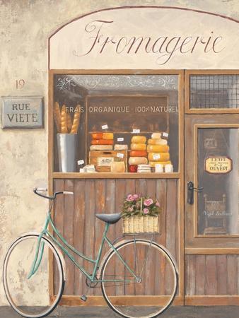 Cheese Shop Errand