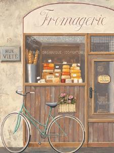Cheese Shop Errand by Marco Fabiano