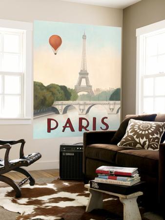 City Skyline Paris