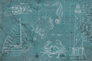 Coastal Blueprint by Marco Fabiano