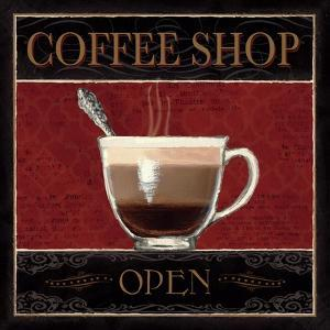 Coffee Shop I by Marco Fabiano