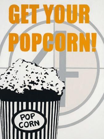 Get Your Popcorn by Marco Fabiano