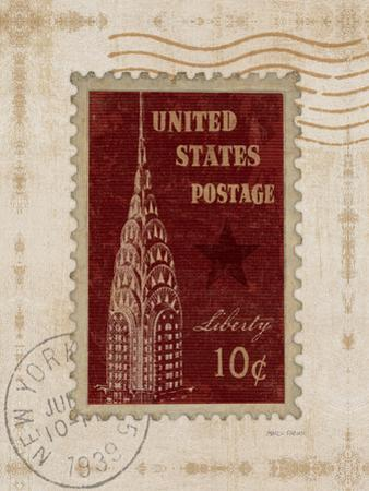 Iconic Stamps II by Marco Fabiano