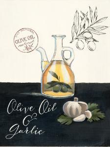 Olive Oil and Garlic No Border by Marco Fabiano