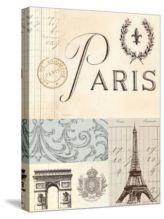 Paris in Memory