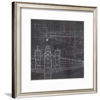 Plane Blueprint II