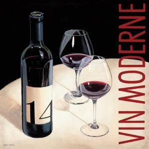 Vin Moderne V by Marco Fabiano