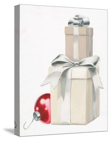 White Christmas Presents