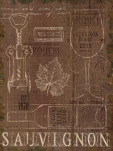 Wine Blueprint IV v2 Raindrum Distressed by Marco Fabiano