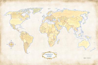 World Trekker I by Marco Fabiano
