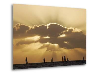 Sunset Sail, Honolulu, Hawaii