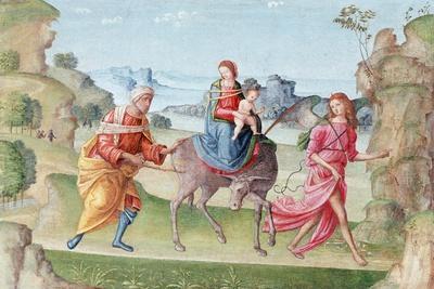 Flight into Egypt, 16th Century