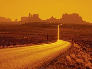 Monument Valley by Marco Paoluzzo