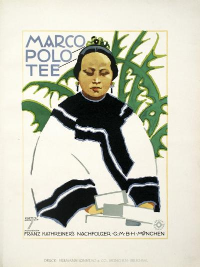 Marco Polo Plant-Marcus Jules-Giclee Print