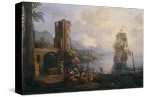 Marina, Palatine Gallery, Pitti Palace, Florence by Marco Ricci