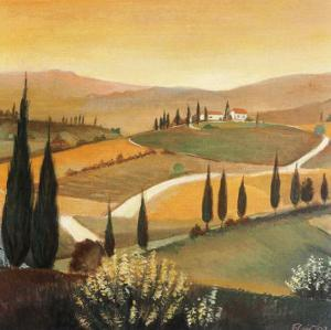 Tuscany at Noon by Marconi