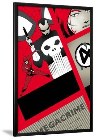 Dareveil No.11 Cover: Punisher and Daredevil