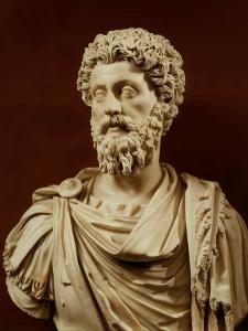 Marcus Aurelius, 121-180 Roman Emperor