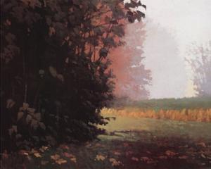 Montlake Fog by Marcus Bohne