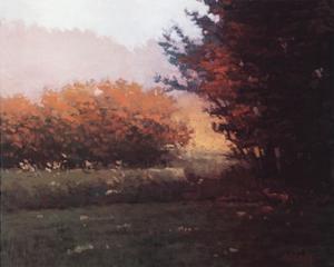 Montlake Hedge by Marcus Bohne