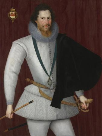 Portrait of Robert Devereux, 2nd Earl of Essex