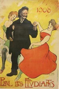 Bal Des 1908 by Marcus Jules