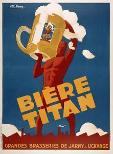 Biere Titan by Marcus Jules